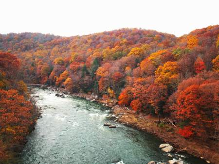 Northeastern United States, Ohiopyle State Park