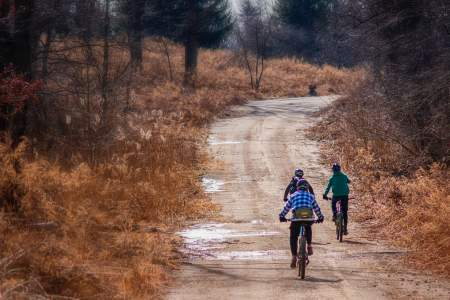 Best of midwestern United State Parks, mountain biking