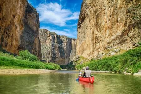 Southwest parks United States, Big Bend National Park