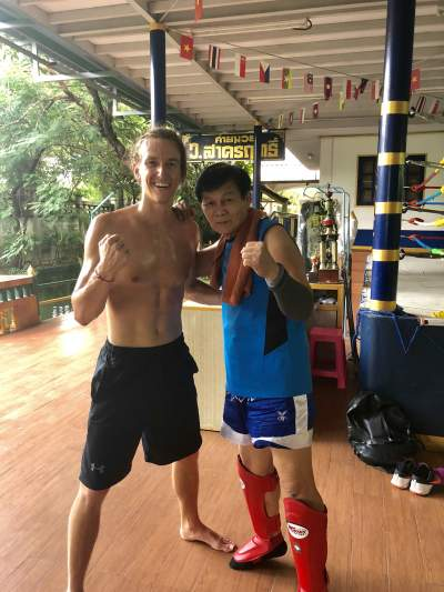 muay thai boxing thailand group trips under30experiences solo travel guide