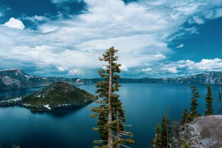 Crater Lake, Oregon, Lake vacations