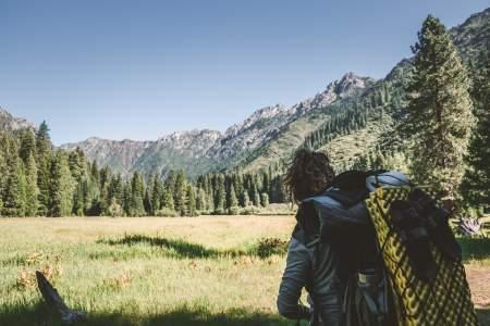 California parks, camping and hiking