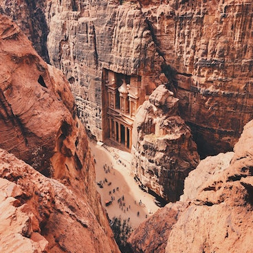 Trips to Jordan Ages 21-35   Under30Experiences