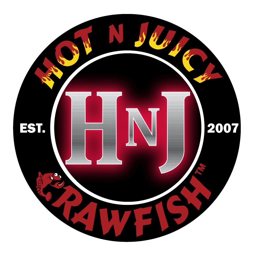 Hot N' Juicy Crawfish Logo