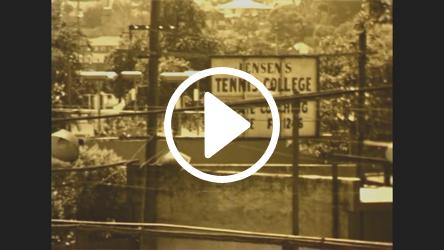 Jensen's Tennis 1958