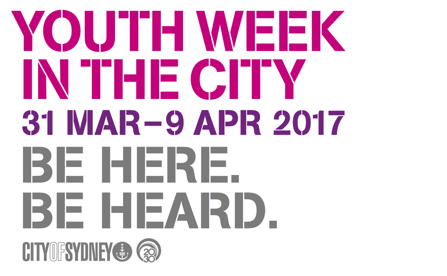Celebrate National Youth Week with City Community Tennis
