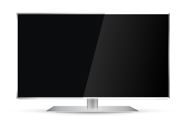 A picture of a TV and clickable link