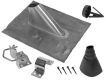 Roof Penetrating Kit For TV Aerial