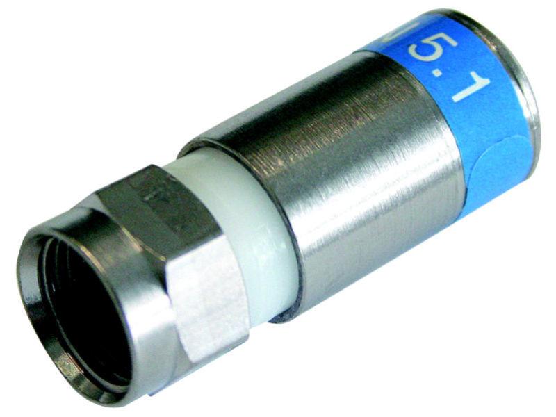 Compression F Plug