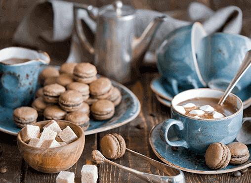 Кофе, чай и горячий шоколад в Delonghi Nespresso Essenza