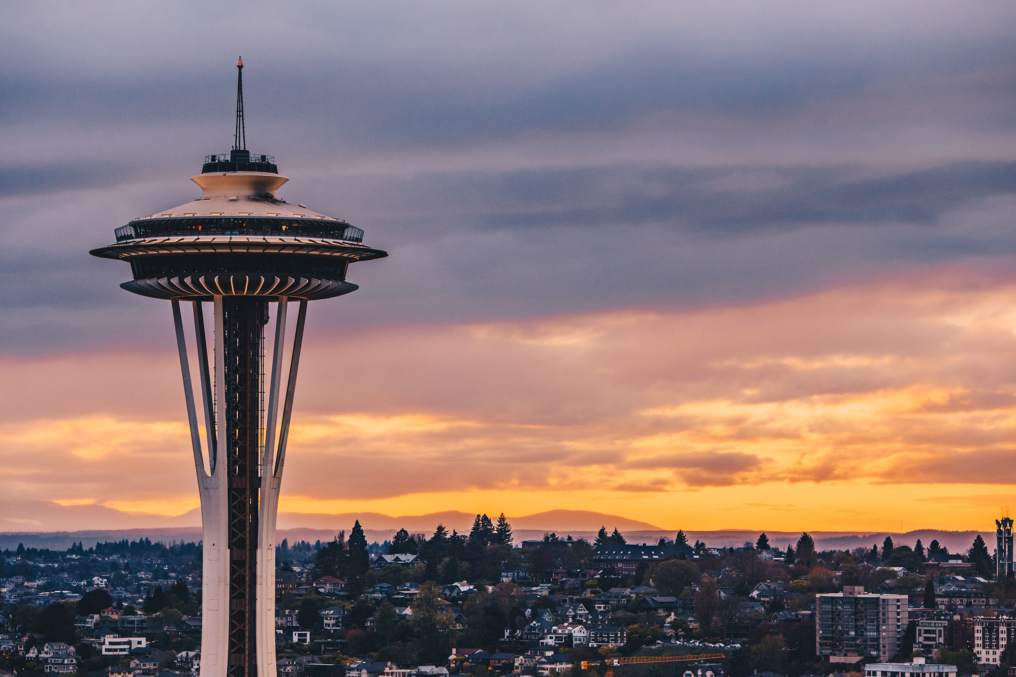 Top 5 Spots For Landscape Photography In Seattle