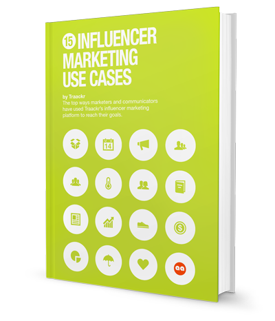 15 Influencer Marketing Use Cases ebook