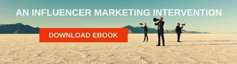 An Influencer Marketing Intervention - Download EBook