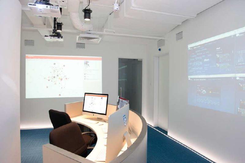 Philips Asia DIgital Command Centre