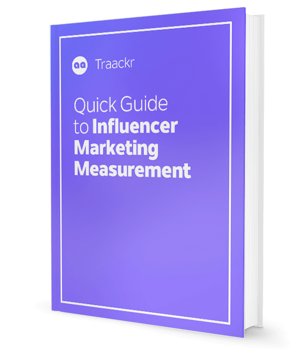 The Quick Guide to Influencer Marketing Measurement - Cover