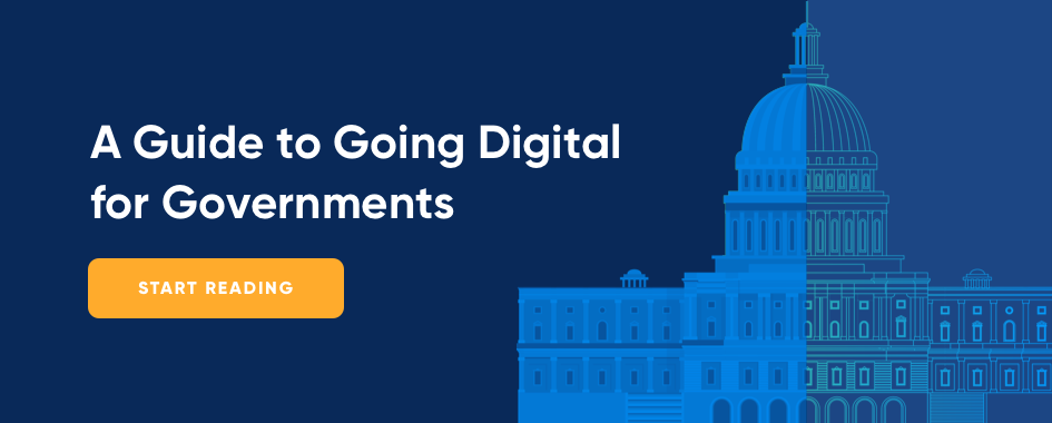 A Guide to Going Digital for Governments eBook