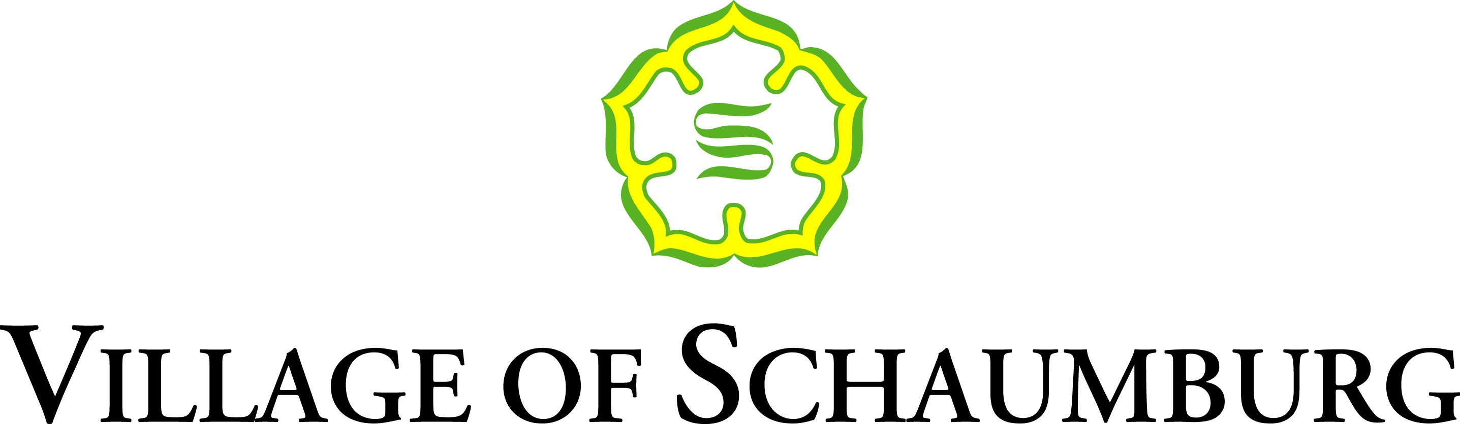 The seal of the Village of Schaumburg, IL