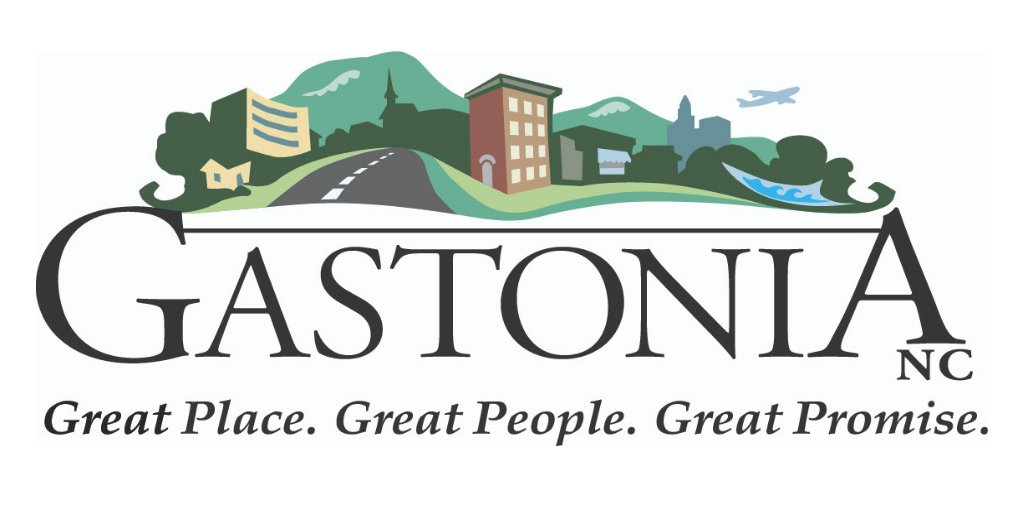 The city of Gastonia, NC logo. Gastonia uses SeamlessDocs to automate government forms.