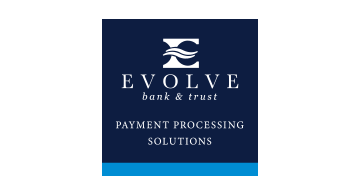 evolve bank & trust payment processing solutions