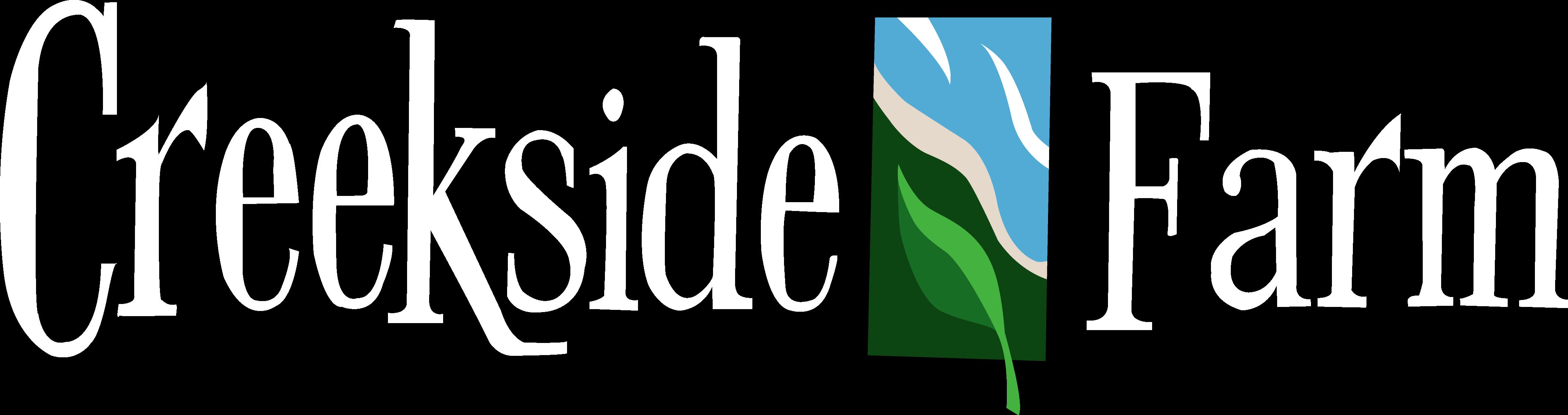 Creekside Farm logo