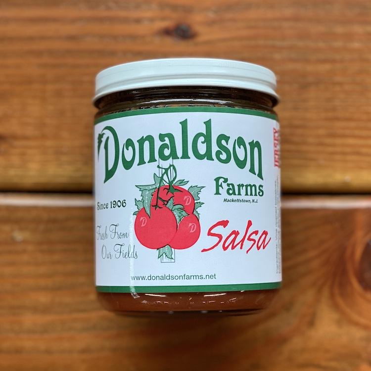 Donaldson's Salsa (16oz)