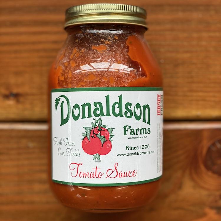 Donaldson's Tomato Sauce (32oz)