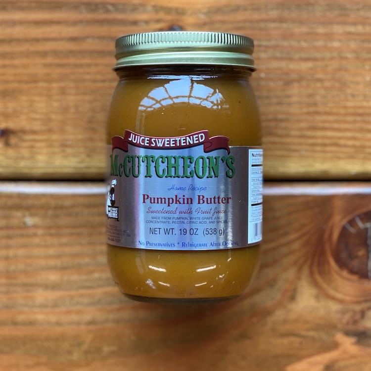 Pumpkin Butter (Juice Sweetened)