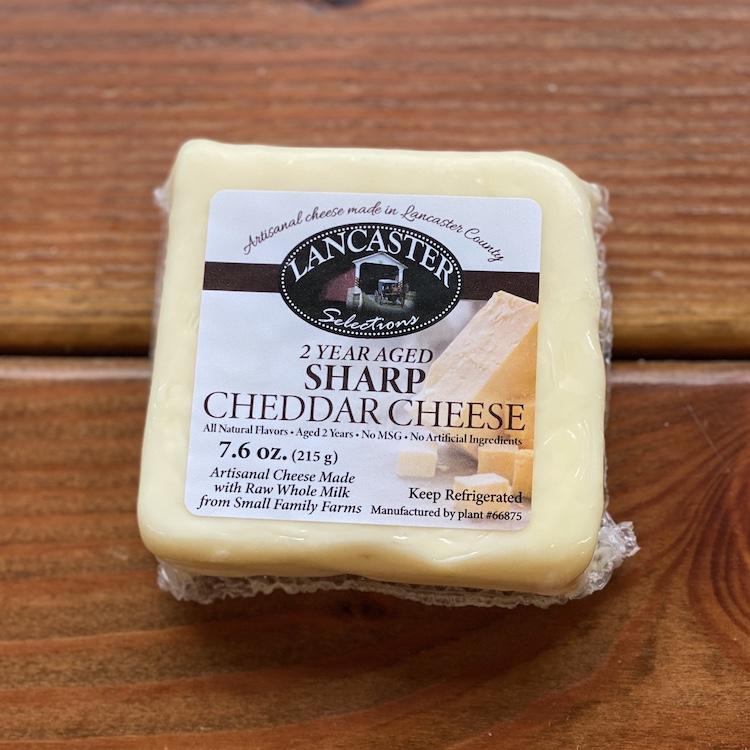 8oz Cheddar Cheese