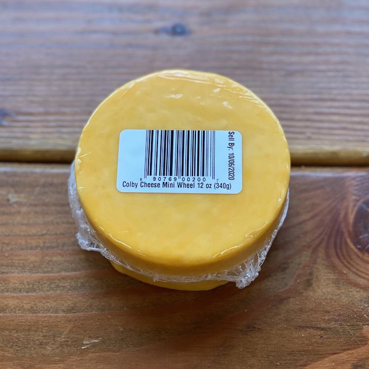 12oz Mini Cheese Wheel