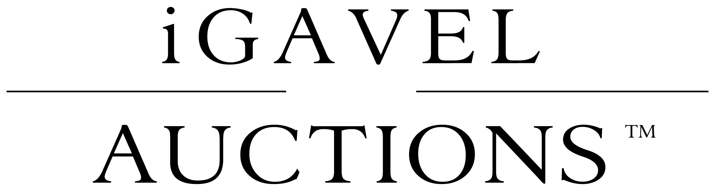 iGavel Auctions logo and link to homepage