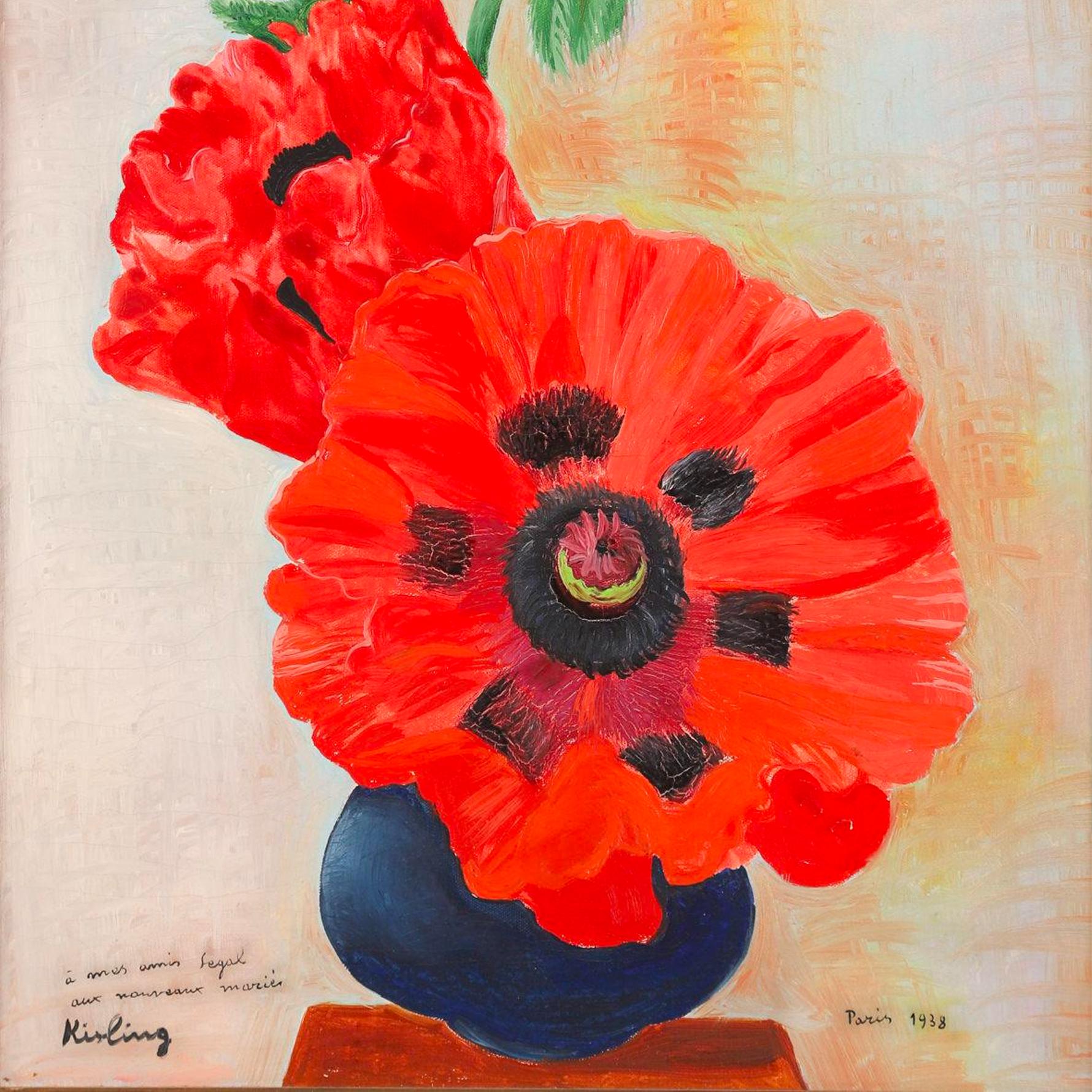 Artist Profile: Moise Kisling (Polish/French, 1891–1953)