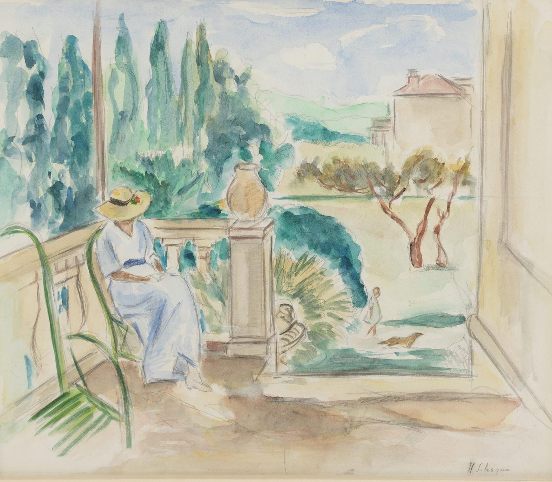 Artist Profile Henri Lebasque (1856-1947): Painter of Joy and Light