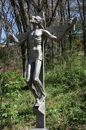Crucifiction by Charles Umlauf