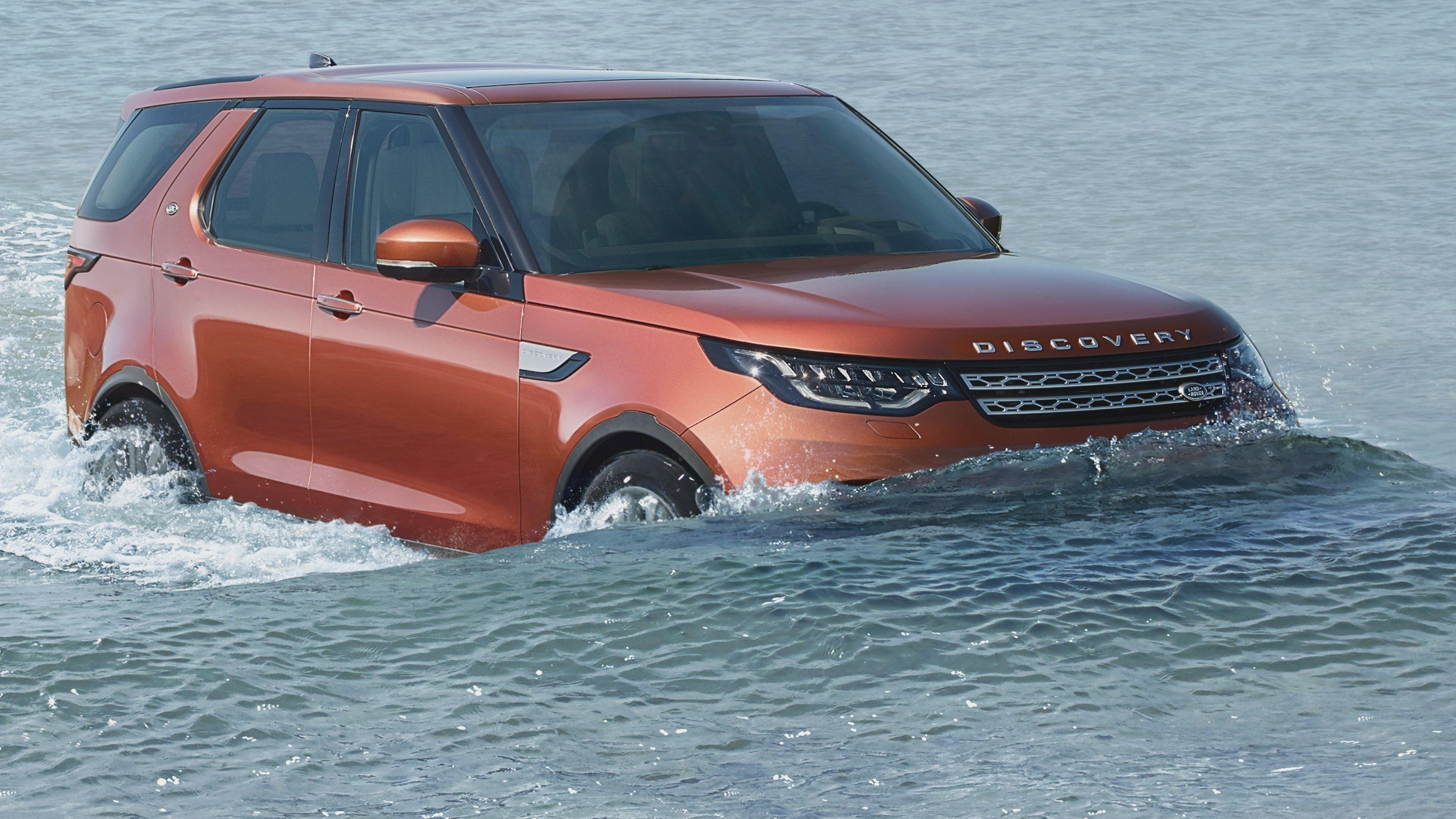 Nýr og gjörbreyttur Land Rover Discovery kynntur formlega