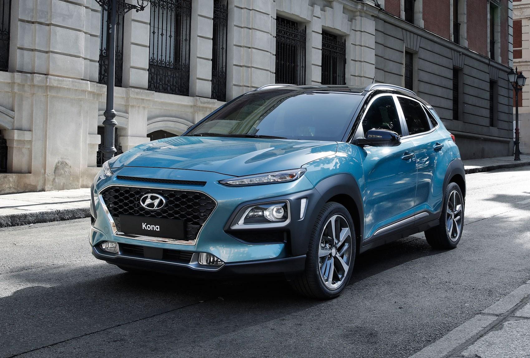 Hyundai Kona á leið á markað