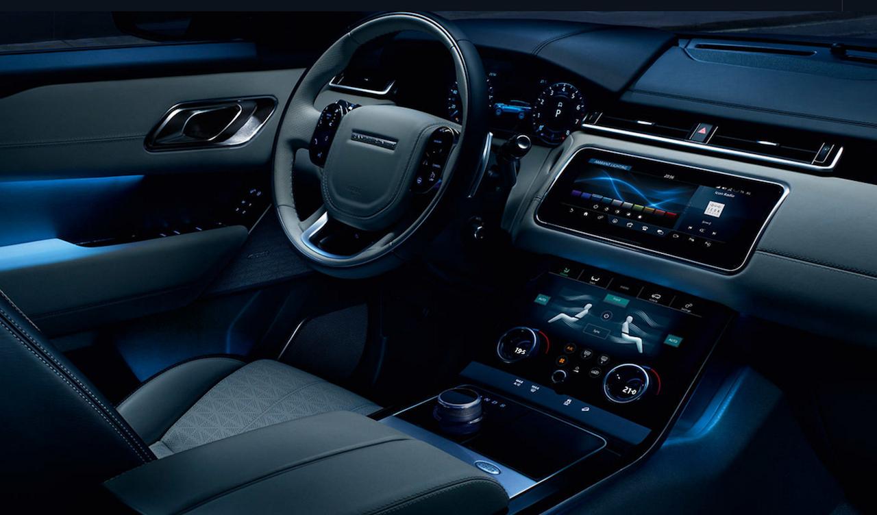 Range Rover Velar tilnefndur Heimsbíll ársins 2018