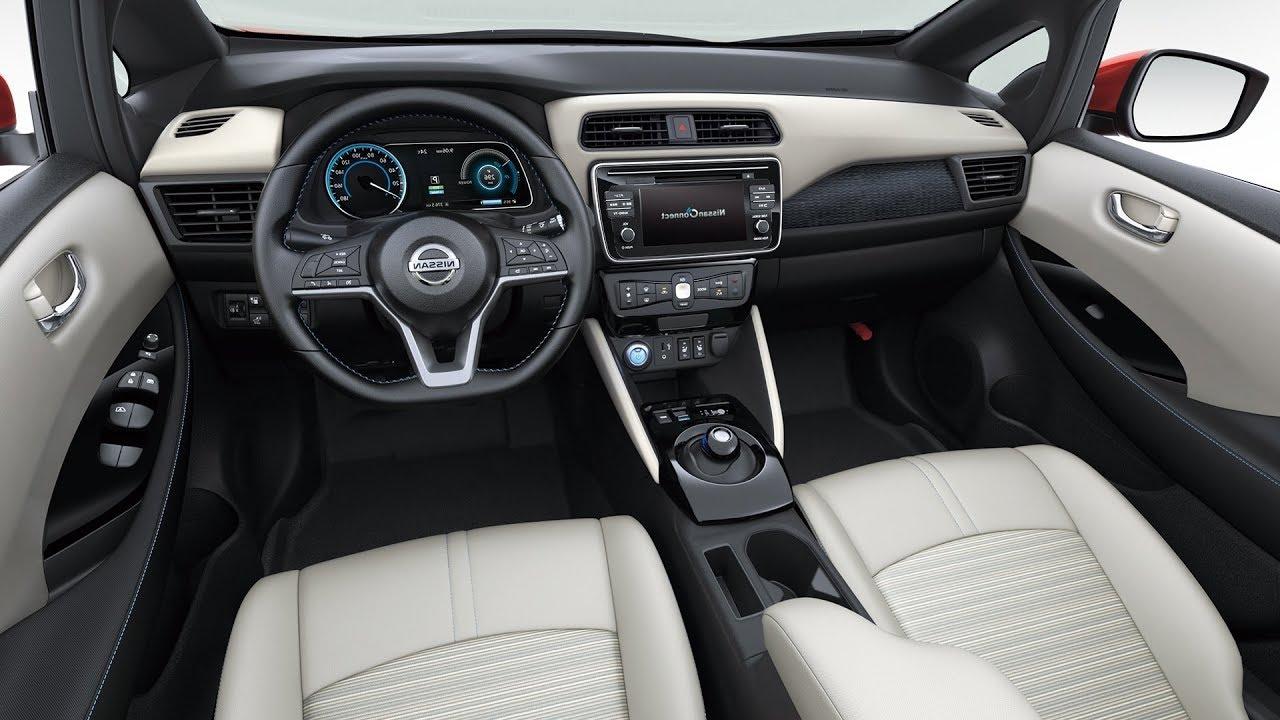 Nissan Leaf með fimm stjörnur hjá Euro NCAP