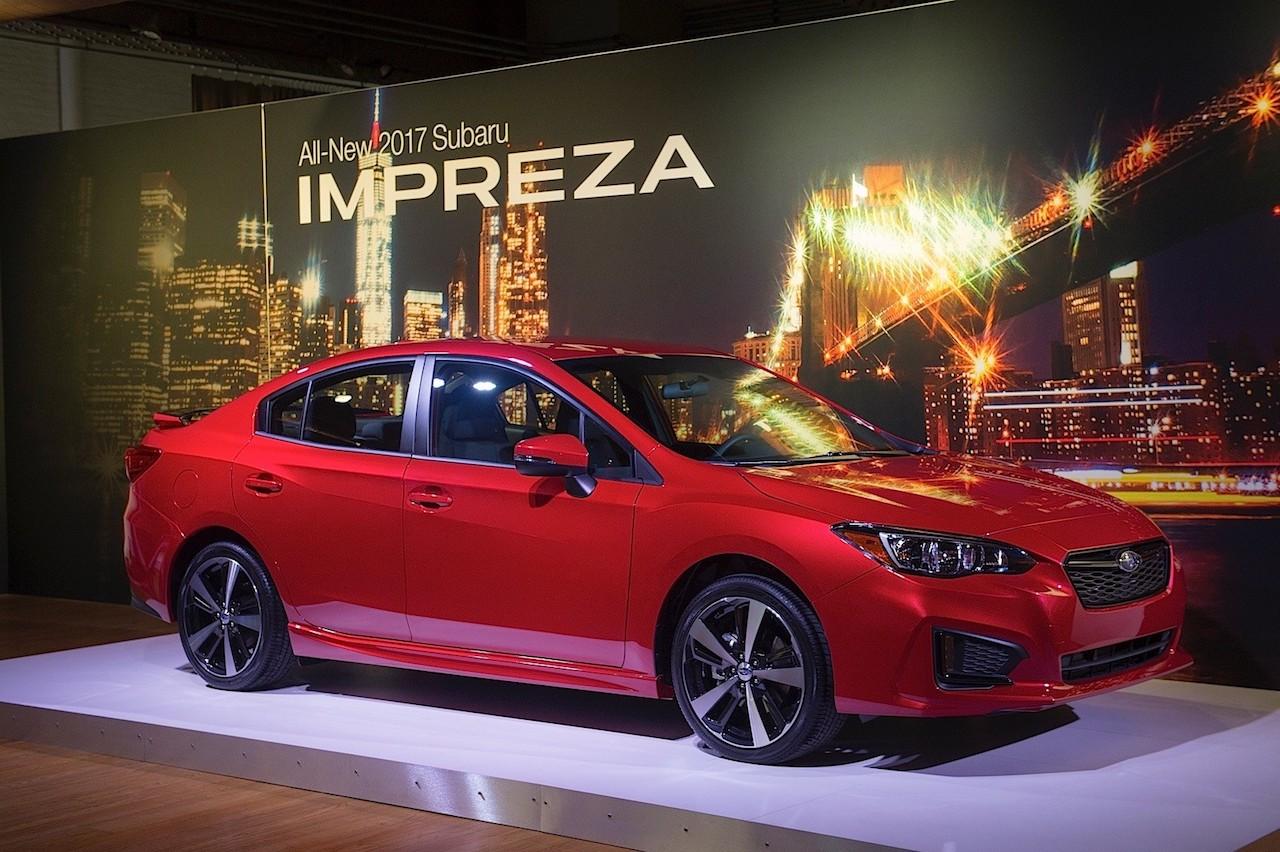 Subaru XV og Impreza öruggastir í sínum flokki í prófunum Euro NCAP