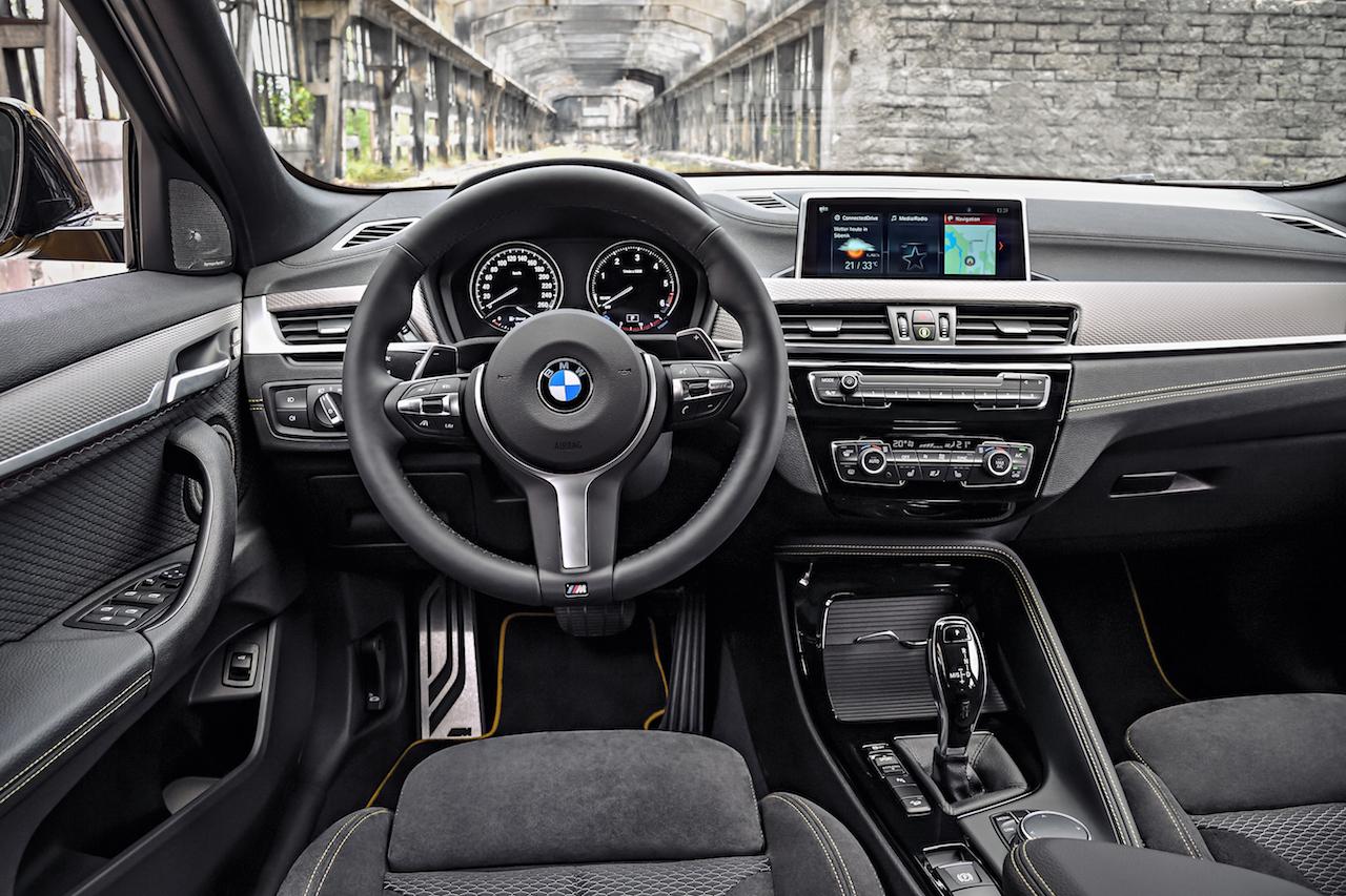 BMW X2 frumsýndur hjá BL í dag - laugardag