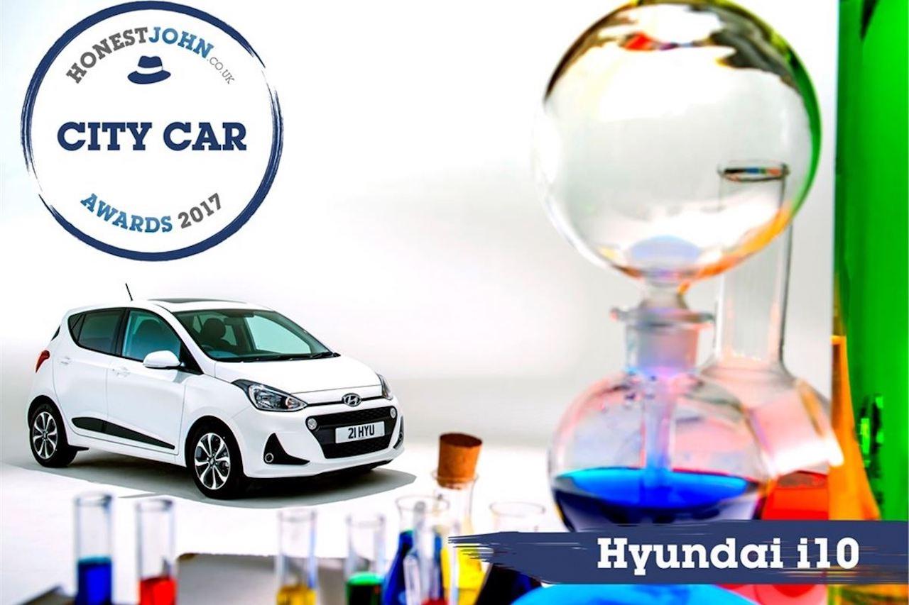 Mesta ánægjan með Hyundai i10