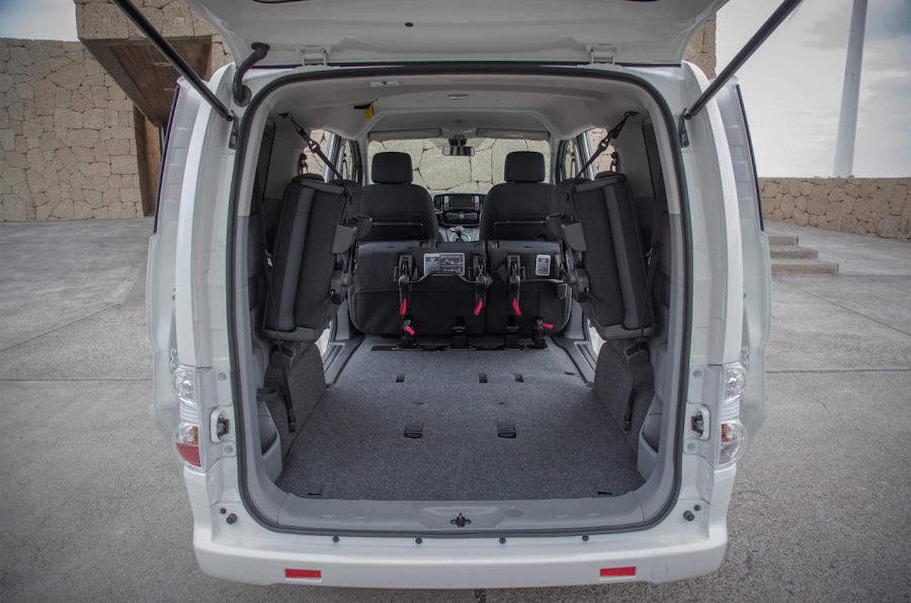 Langdrægari rafkúinn Nissan e-NV200