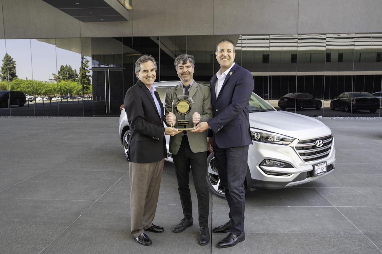 Hyundai eitt af toppmerkjunum að mati J.D. Power