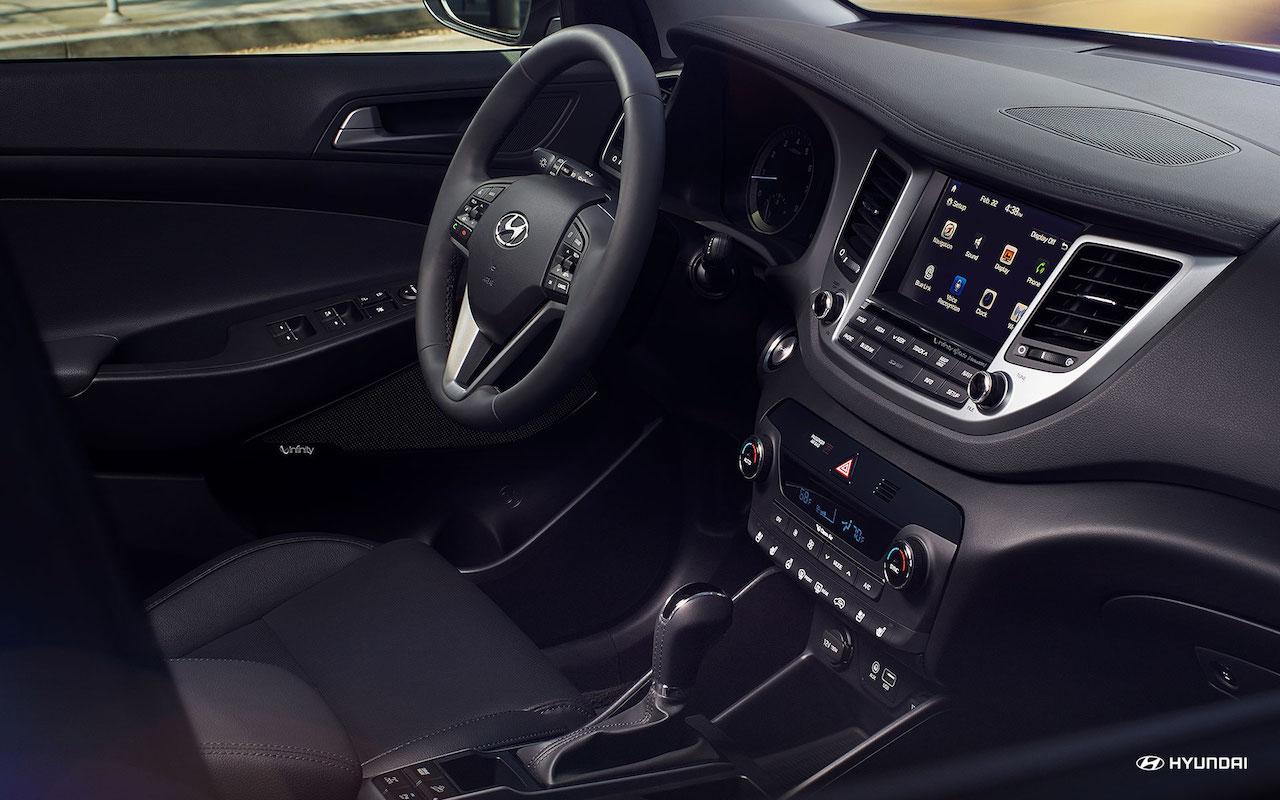 Hyundai Tucson besti langferðabíllinn
