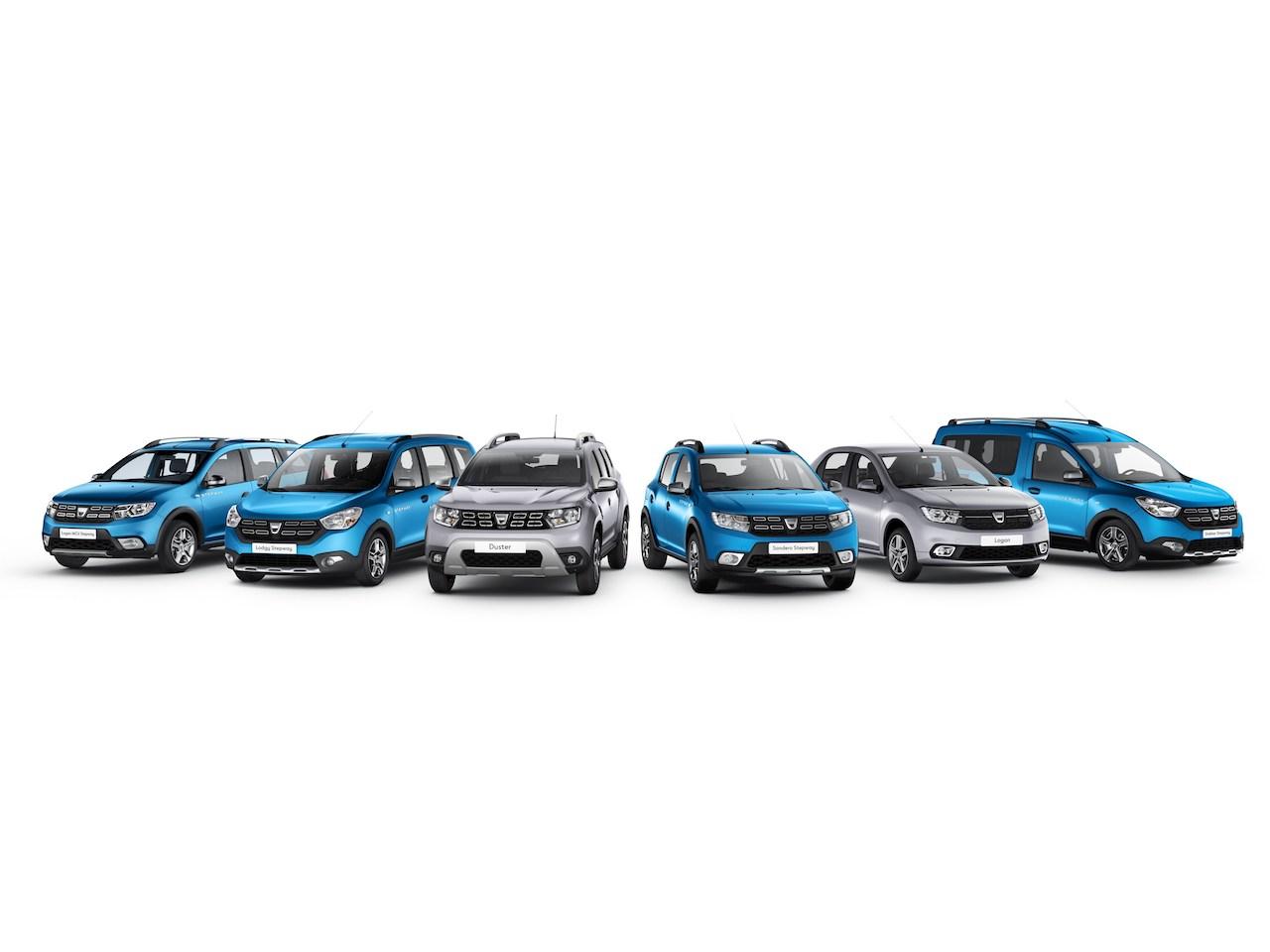 Bestu kaupin í Dacia samkvæmt Auto Trader