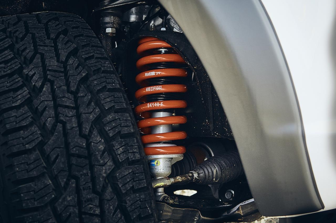 BL  kynnir Nissan Navara AT32