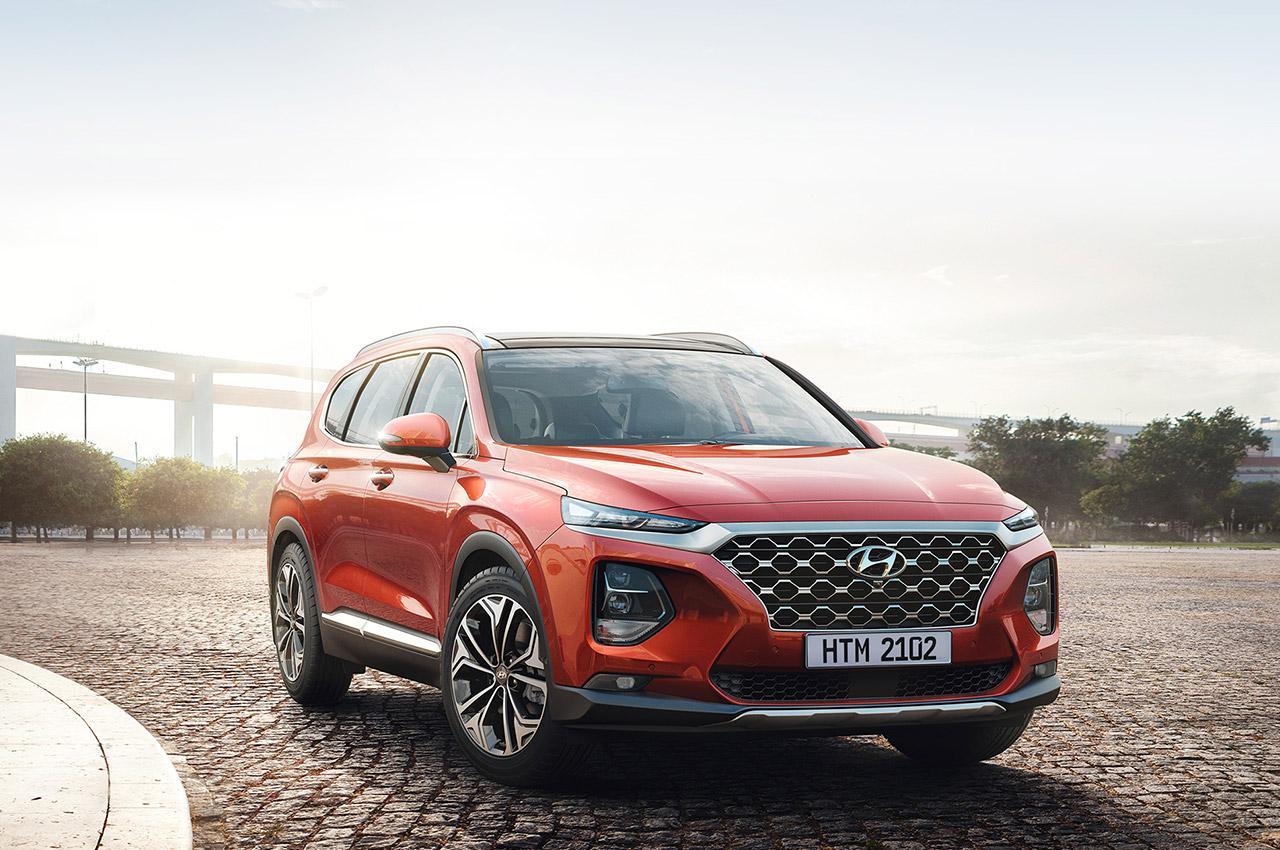 Hyundai kynnir flaggskipið Santa Fe í nýrri og enn glæsilegri mynd