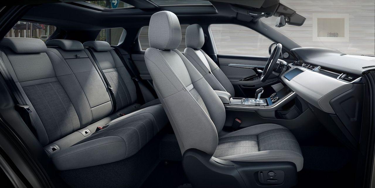 Ný kynslóð Range Rover Evoque frumsýnd í London