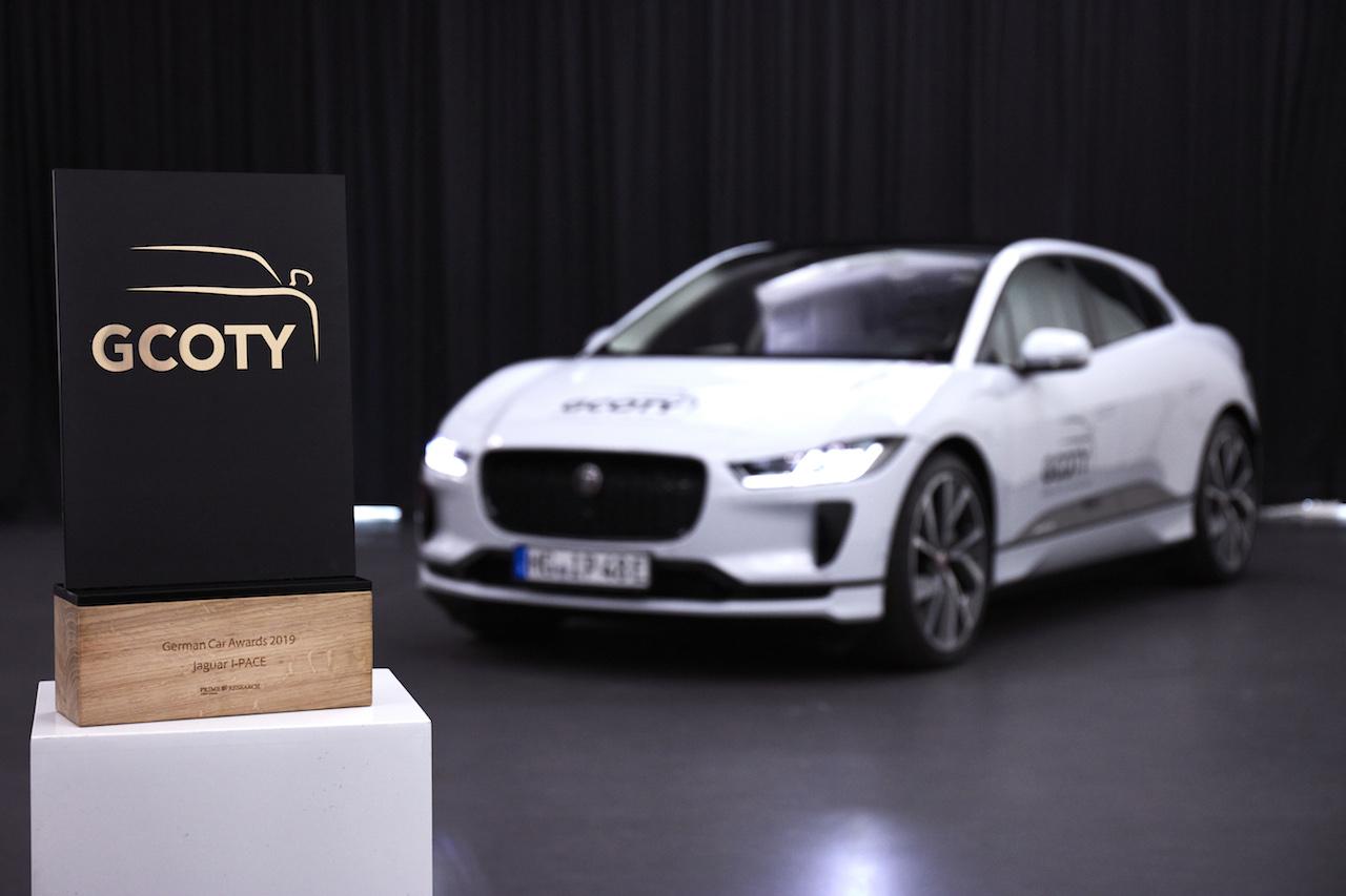 Jaguar I-Pace er rafbíll ársins hjá TopGear BBC