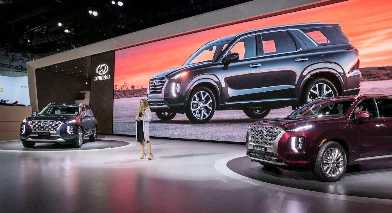 Tvenn verðlaun iF Design Award til Hyundai Motor