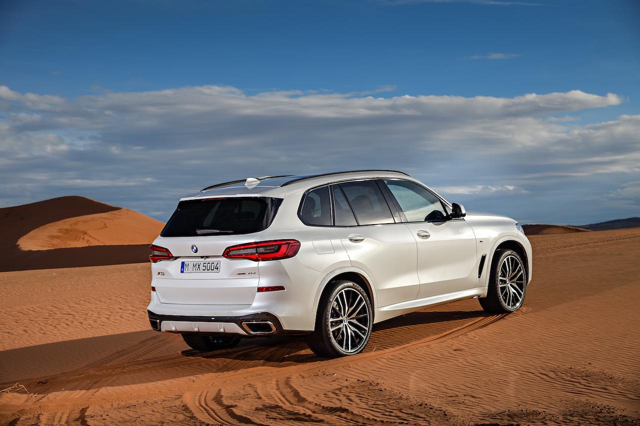 Nýr og glæsilegur BMW X5 kynntur hjá BL